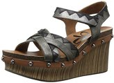 OTBT Women's Eccentric Wedge Sandal