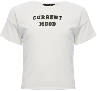 M&Co Teen current mood slogan t-shirt