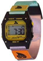 Freestyle Unisex 10026749 Shark Clip Digital Display Japanese Quartz Multicolor Watch
