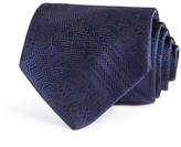 Turnbull & Asser Solid Damascus Classic Tie