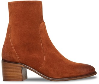 cable capital becerro  Chestnut Suede Boots Steve Madden | Shop the world's largest collection of  fashion | ShopStyle