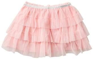 Joe Fresh Glitter Tulle Skirt (Toddler & Little Girls)