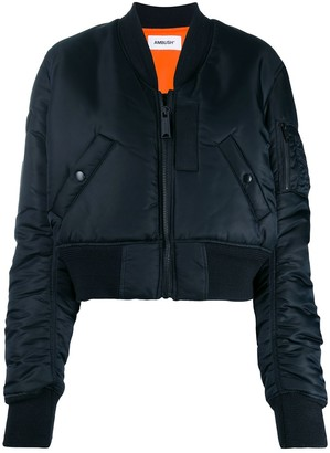 Ambush Zipped Bomber Jacket