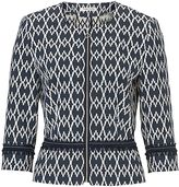 Betty Barclay Short textured jacket with zip