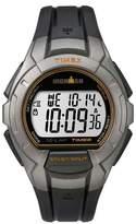 Timex Men's Ironman® Essential 10 Lap Digital Watch - Black/Silver TW5K937009J