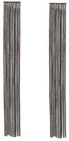 Target Distributed Women's Linear Chain Earrings - Silver