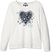 Tommy Hilfiger Girl's Iconics CN Knit L/S T-Shirt