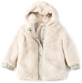 Stella McCartney Treasure Faux Fur Jacket