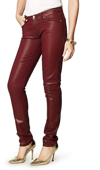 Juicy Jeans Coated Skinny Jean