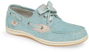 Sperry Songfish Linen Boat Shoe