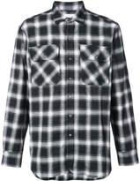 Ovadia & Sons plaid shirt