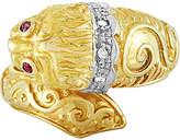 Heritage Ilias Lalaounis Ilias Lalaounis 18K Ruby Ring