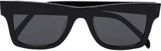 Karen Wazen Harper Square Sunglasses