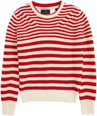 Scotch R'Belle Stripe Sweater