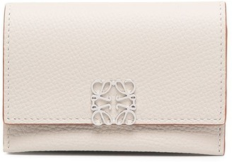Loewe Logo-Plaque Partitioned-Compartment Purse