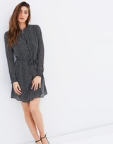 Forcast Luci Button Dress
