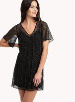 Beaded Shift Dresses - ShopStyle