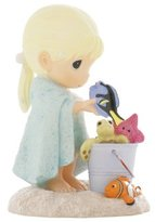 """Precious Moments Disney Collection """"Friendship Has A Way Of Finding You"""" Figurine"""