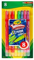 Crayola 8ct Twistable Xtreme Crayons