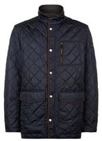 Paul & Shark Multi-pocket Quilted Zip Jacket