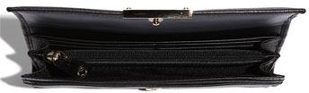 Jimmy Choo 'Reza' Calfskin Leather Wallet