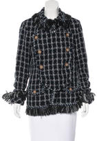 Chanel Paris-Dallas Lesage Tweed Jacket
