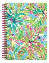 Lilly Pulitzer Island Time Mini Notebook