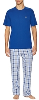 Brooks Brothers Loungeset Multi Plaid Pajama Pants