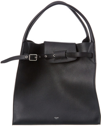 Celine Medium Big Bag Leather Tote