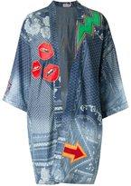 Isabela Capeto printed kimono