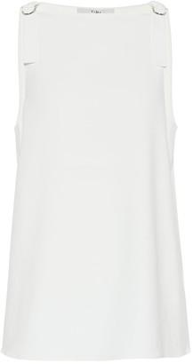 Tibi Embellished top