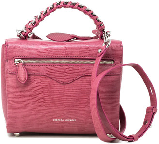 Rebecca Minkoff Chain Leather Satchel