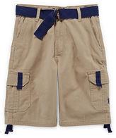 U.S. Polo Assn. USPA Belted Cargo Shorts - Boys 8-18