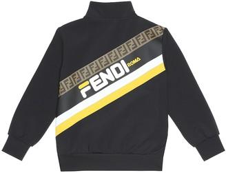 Fendi MANIA track jacket