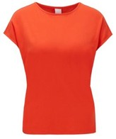 BOSS Relaxed-fit T-shirt with rear tag