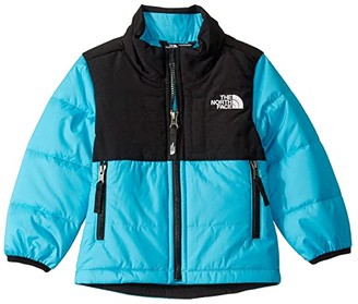 The North Face Kids Balanced Rock Insulated Jacket (Toddler) (Turquoise Blue) Kid's Coat