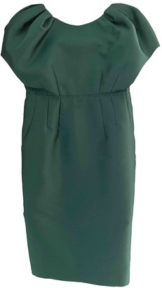 Aquilano Rimondi Green Dress for Women