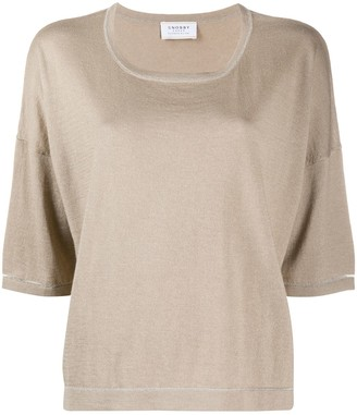 Snobby Sheep Round Neck Knitted Top