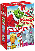 Dr. Seuss Dr. Seuss' Holiday Collection 3-Disc Deluxe Edition DVD