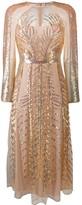 Temperley London Dusk sequin-embellished silk dress