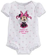 Disney Minnie Mouse Pretty Polka Bodysuit for Baby - Disneyland