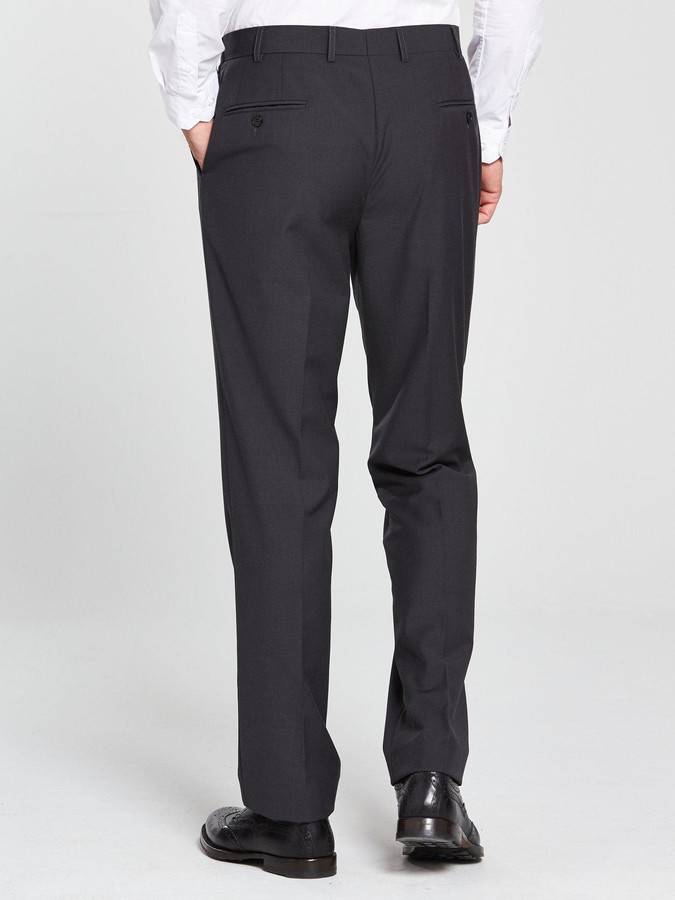 Thumbnail for your product : Skopes Madrid Slim Trousers - Charcoal