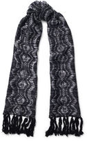 Ralph Lauren Metallic Thread Scarf