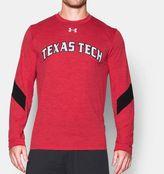 Under Armour Men's Texas Tech UA Microthread Long Sleeve T-Shirt