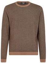 Fendi Fleece Wool FF Sweater