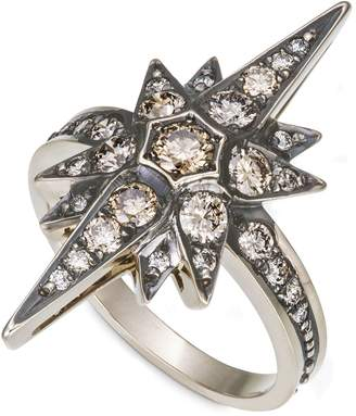 H.Stern Noble Gold and Diamond Stars Ring