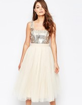 Little Mistress Prom Dress With Heavily Embellished Body