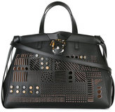 Paula Cademartori studded tote - women - Leather - One Size