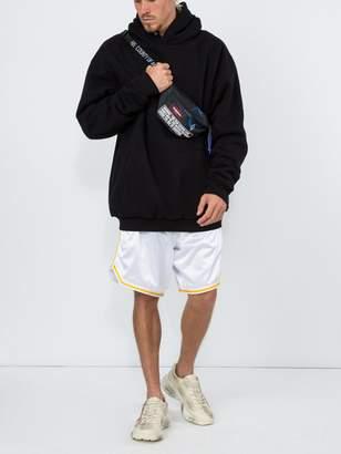 Balenciaga i love techno hoodie