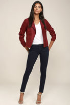 Dittos Selena Dark Wash Skinny Jeans